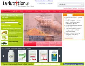 La Nutrition.fr - Bon à manger Bon à savoir