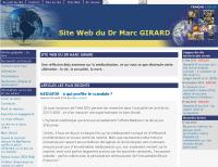 Marc Girard Une réflexion déjà ancienne sur la médicalisation, et sur tout ce que dissimule cette aliénation : la vie, la sexualité, la mort...