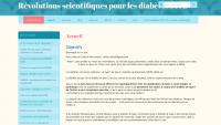 Révolutions scientifiques pour les diabètes 1 et 2